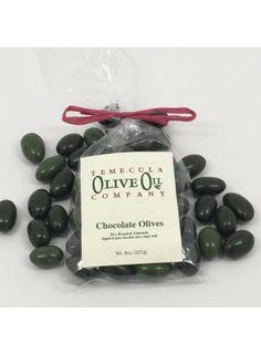 "Chocolate ""Olives"""