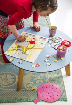 Kids Puzzle RICE AW14