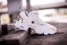 @reebok INSTAPUMP FURY PM PAPERWHITE -#sneakers