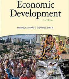 Economic Development (11th Edition) PDF