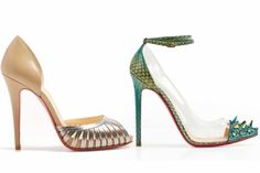 Christian Louboutin   Spring/Summer 2012 Shoe Collection