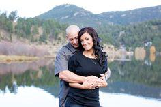 Plum Pretty Photography | Colorado Wedding Photography | Engagement Photos | Evergreen Lake House