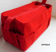 Purse organizer for Louis Vuitton Neverfull GM with by daffysdream