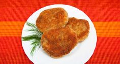 Savoury Fish Cutlets