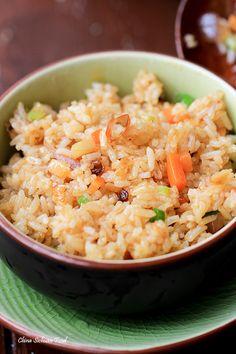 Szechuan Fried Rice|ChinaSichuanFood