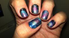 Adventures in Nail Art: Galaxy Nails