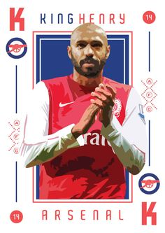 The King of Arsenal - Thierry Henry