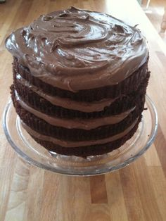 Worlds Best Chocolate Cake? - Donna Hay