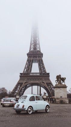 Paris, by Alistair Wheeler