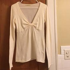 Selling this White Long Sleeve Shirt from Velvet in my Poshmark closet! My username is: ampu145. #shopmycloset #poshmark #fashion #shopping #style #forsale #Velvet #Tops