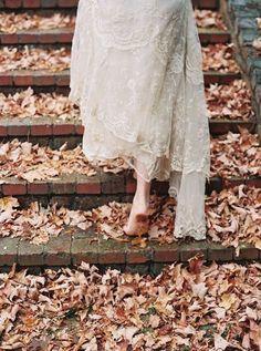 fall wedding inspiration ∞