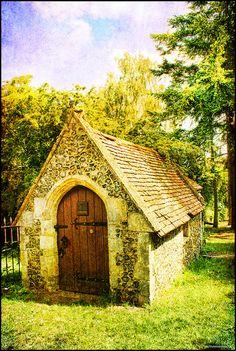 gardener's shed