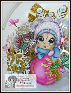 """I added """"Art&Cuore  : Nuevo Proyecto, """"White Chistmas"""""""" to an #inlinkz linkup!http://artcuore.blogspot.com.es/2015/11/nuevo-proyecto-white-chistmas.html"""