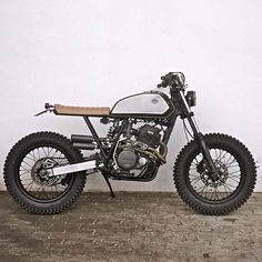 #mulpix Killer Honda xr600 tracker by Lab Motorcycles   #scrambler  #streettracker #honda #xr600
