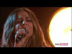 "The Voice 2016 Alisan Porter - Top 9: ""Cryin'"" - YouTube"