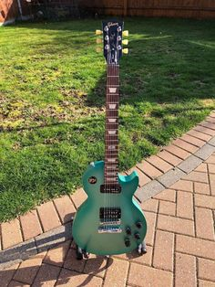 Gibson Les Paul Futura Inverness Green Brand New