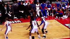 Detroit Pistons   Block of the Week: February 18, 2014