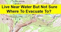 """The recent flooding caused by Hurricane Harvey got me to thinking about flooding where I live because, after all, we live very near the water's edge along the Puget Sound. And, while we're likely high enough that any minor flooding wouldn't be a problem… what if something BIG happened? Where would we go? Well, as … Continue reading """"Live Near Water But Not Sure Where To Evacuate To? Try This…"""""""