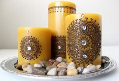 Beeswax candles are a pure and clean burning product.  Candles made from beeswax are cost effective burners that produce negative ions which cleanse the air of the dust, odours, toxins and pollens.   Using beeswax candles gives you and your home the benefit of feeling harmonious and balanced, simply put the ambiance created can lift the human spirit. Burning clean candles is the way to go for your health and the environment.