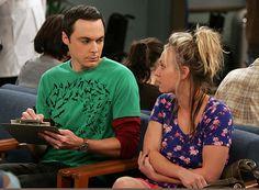 """""""The Big Bang Theory""""."""