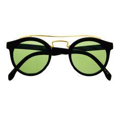 Unique Retro Vintage Designer Fashion Round Sunglasses R1020