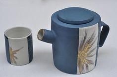 """ Sabrina Saussol Ateliers"" (France). 2017 Argilla. Aubagne. France. International pottery fair. Tableware. Porcelain. Tea-pot. Cup. Mug"