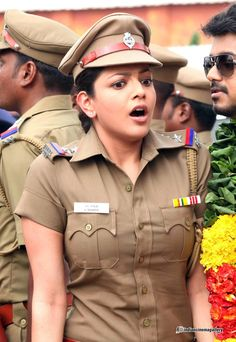 Its hard to look hot in a police avatar unless you are Kajal. Indian Actress Hot Pics, South Indian Actress Hot, South Actress, Actress Photos, Bollywood Actress Hot, Beautiful Bollywood Actress, Beautiful Actresses, Tamil Actress, Beautiful Girl Indian