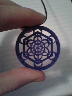 This sacred geometry pendant was made possible by the 3d printing service , printingreality. You can find more about us at instagram @ printing_reality