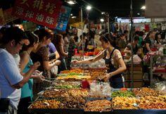 Garden Night Market, Tainan #Taiwan