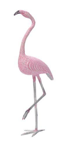 Achla Designs American Flamingo by Achla. $113.44. A classic image that brings to mind the feeling of a tropical climate, warm waters, and ocean breezes.  escape to an exotic destination without leaving your home.