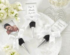 Stop your guests with this multi-purpose glass photo holder bottle stopper. The glass photo holder bottle stopper can be used as a wedding favor, or as an escort card with guests name and table number. Wedding Favors And Gifts, Engraved Wedding Gifts, Personalized Wedding Favors, Party Favors, Bridal Gifts, Baby Shower Favors, Shower Gifts, Photo Holders, Bottle Stoppers
