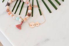 follow your heart #beyoujewelry #rosegoldbracelet