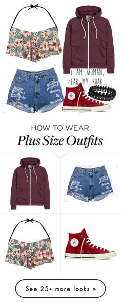 """I Am Number Four"" by grandmasfood on Polyvore featuring Converse"
