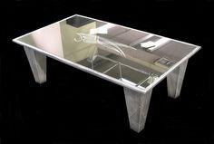 Δημιουργία μου σε ξύλο-γυαλί με παράσταση. Table, Furniture, Home Decor, Decoration Home, Room Decor, Tables, Home Furnishings, Home Interior Design, Desk