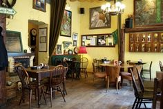 Restaurant James Joyce The Irish Pub