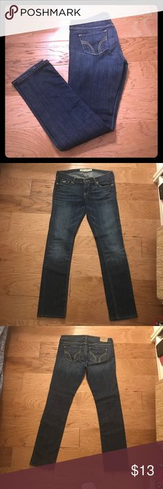 Hollister jeans Great condition ! Hollister Jeans