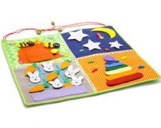 Desarrollo bebé Play Mat mat ocupado sentía jugar Mat