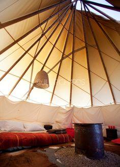 El Cosmico teepee accommodations in Marfa, TX. Birthday trip?!