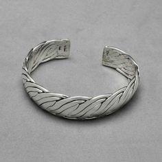 Brazalete de plata. Joyería de plata, bracelet in sterling silver