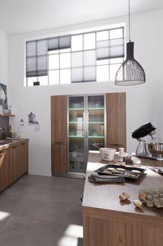 Fabrik Charme   Die Küche Mit Loftcharakter überzeugt Durch Ihren Industrial  Style