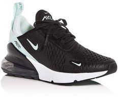 a17319290d Nike Air Max 270 White Black Spectrum AH8050-101 Men's Women's ...
