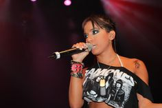 Show das Poderosas - Anita