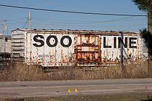 Soo Line Railroad - Wikipedia, the free encyclopedia