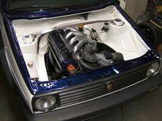 Volkswagen Sex | Shaved Engine Bay - VW GTI Forum / VW Rabbit Forum / VW R32 Forum / VW ...