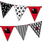 Pirates Party Bunting