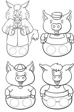 3 Little Pigs- Kids Page