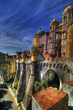 Sintra, Portugal www.gitanviaggi.it                                                                                                                                                                                 Mais