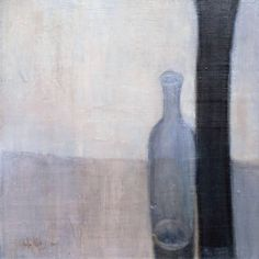 'One Bottle', original figurative painting by artist Ilona Istvanffy I See more at http://www.saatchiart.com/art-collection/Painting/Original-Paintings-for-1000-and-Under/153961/101390/view