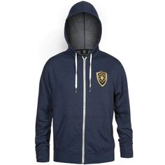 For over 10 years the factions of Azeroth have battled. When the need was too great, uneasy truces were called, but never has the warring truly ceased. Pledge your loyalty to the proud Alliance with your brand new, super comfortable Alliance Loyalist Hoodie.