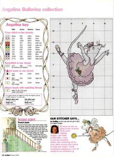 Angelina Ballerina 3/5